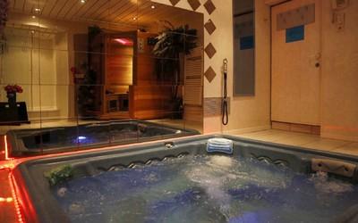 Nightclub Fra Mauro - Maaseik - Jacuzzi & sauna